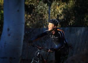 Mountain Biking Canberra - Hans, The flying Dutchman