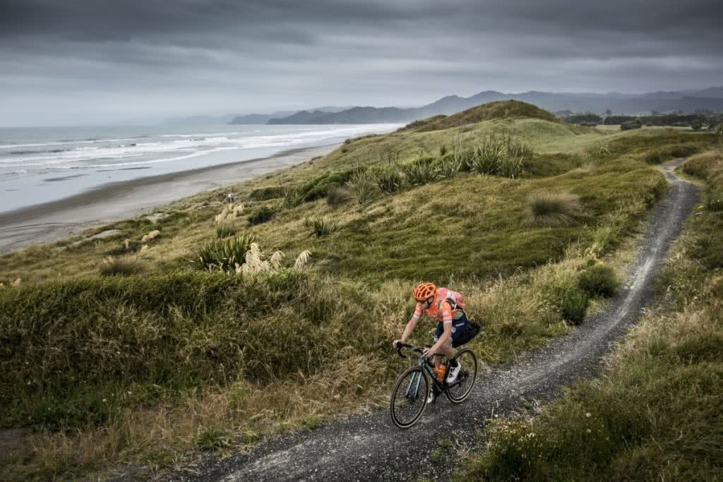 Beardy McBeard // The Cycle Photographer ocean, cycling, coastline