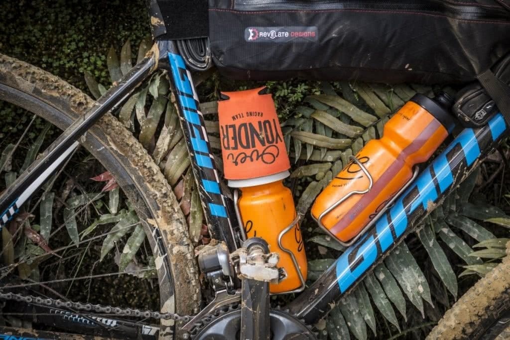Beardy McBeard // The Cycle Photographer water bottles, frame bag