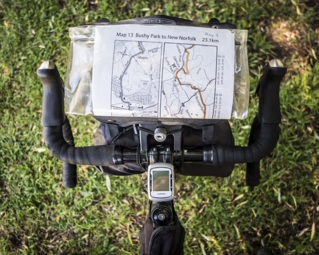 Beardy McBeard // The Cycle Photographer bike bags, cycling navigation