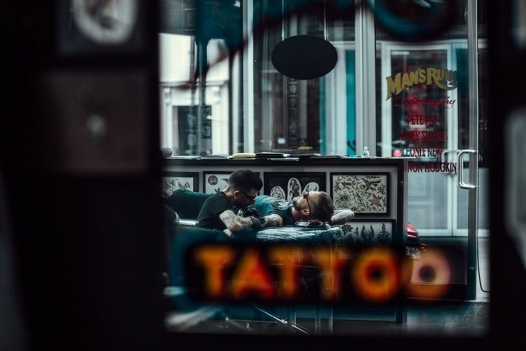 Another Urban Adventure // Melbourne (VIC), Henry Brydon, tattoo