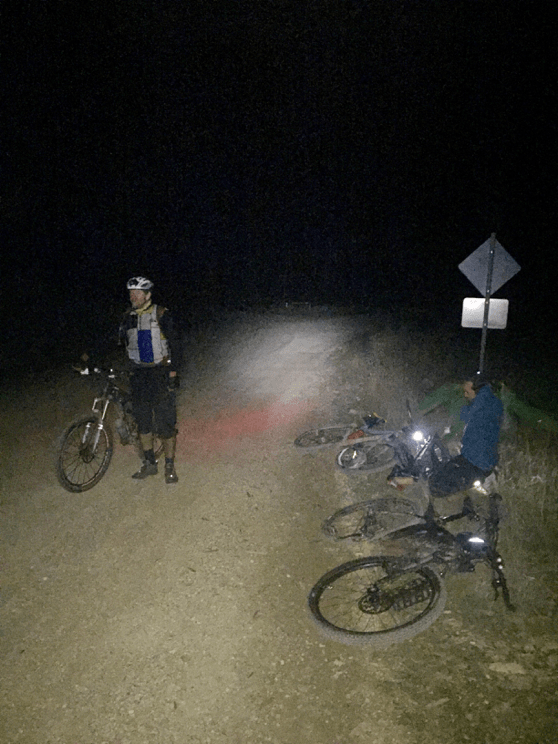 The Death Ride // Victorian High Country (VIC) Euan Pennington night, lights, bikepacking