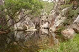 Lower Portals Mount Barney Queensland Lisa Owen, gorge, swimming hole, pool
