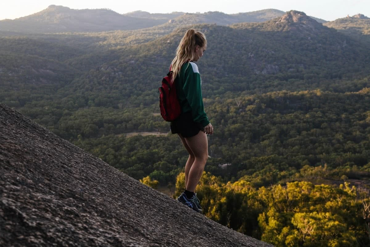 A Giant's Playground // Girraween NP (QLD) Scout Hinchcliffe hiker, view, rocks
