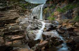 It's An Easy Day Trip To Lesmurdie Falls (WA), Andrew Marr, waterfall, cascades, rocks, whitewater