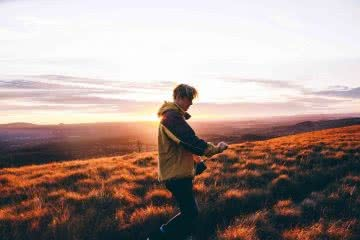 Caleb P Table Top Mountain Toowoomba queensland QLD sunrise sunset hero