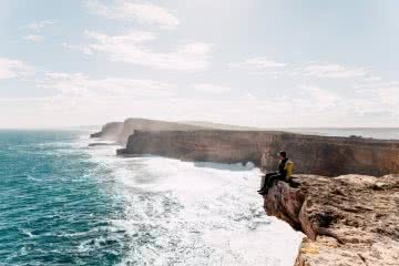 eyre peninsula lachlan riley coast coastline south australia