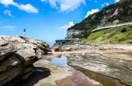 Coledale // An Apocalyptic Sea-Side Haven (NSW) Scout Hinchcliffe rock pool cliff