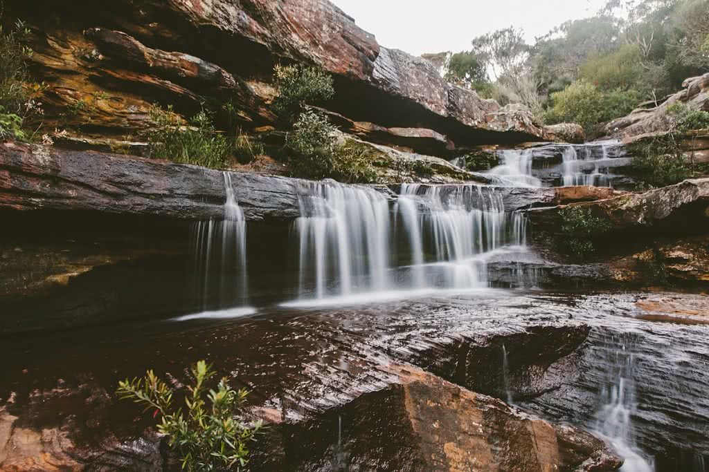 Trek to Eagle Rock // Royal National Park (NSW)