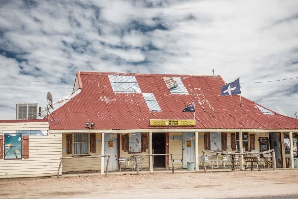 An Epic Outback Weekend Road Trip to Cunnamulla (NSW) Michael Harris outback pub