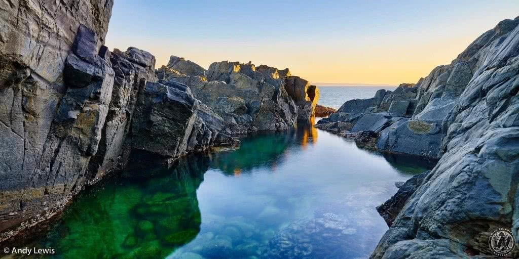 10 wild swimming adventures near brisbane qld rachel lewis andy lewis fairy pools, creek, rockpool, rocks, sunrise, swimming hole, waterhole, turquoise water