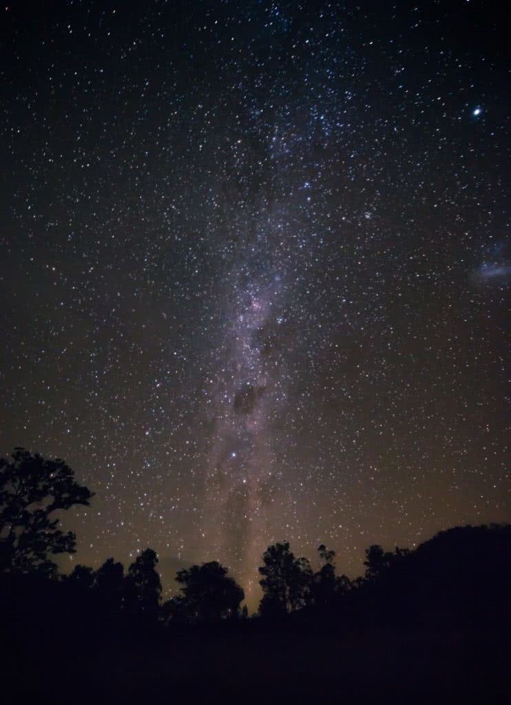 Off-Road Adventures in Oxley Wild Rivers National Park (NSW) Kate Miles astrophotography night sky stars