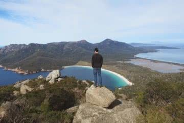Mt Amos Freycinet National Park TASMANIA brittany cornish