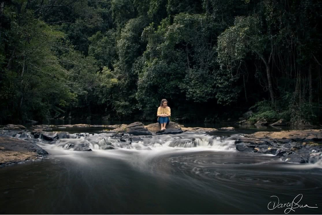 Escape to Australia's Most Tranquil Town // Maleny (QLD) Darcy Swain river, long exposure