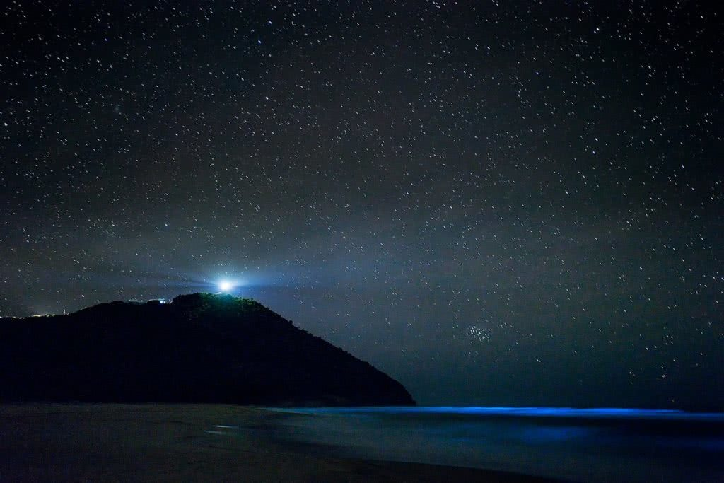Smoky Cape Microadventure (NSW) Liam Hardy lighthouse night stars