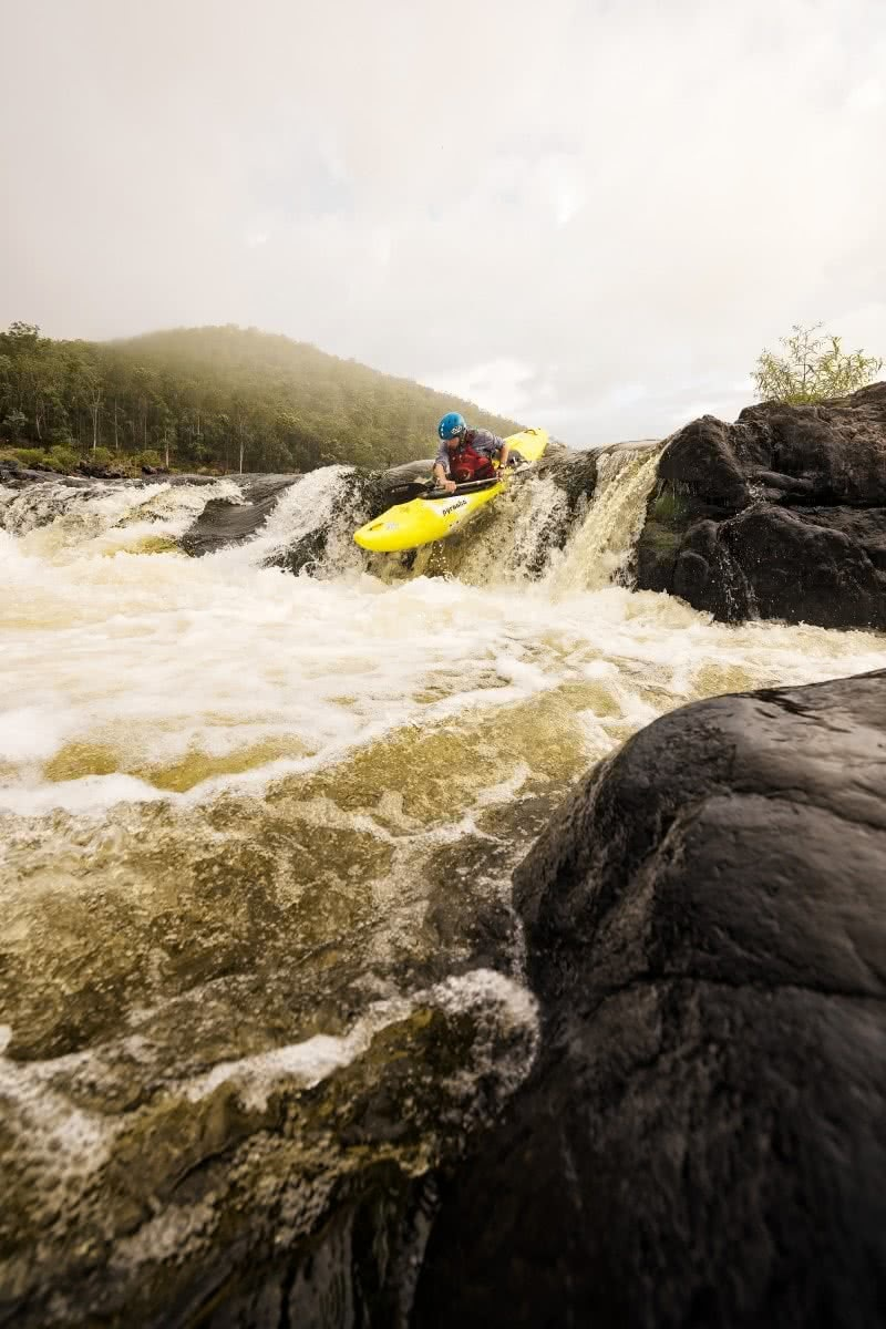 clarence valley river canoe and kayak trail nymboida and mann new zealand falls