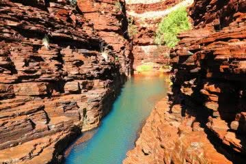 zoe vaughan Karijini national park wa
