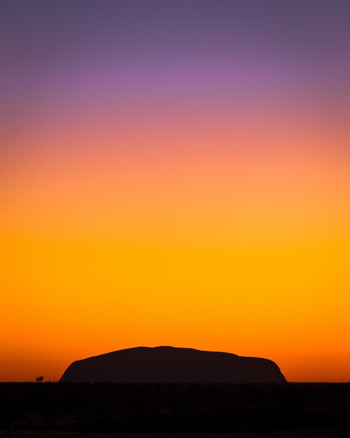kate miles northern territory uluru kata-tjuta sunrise sunset hero