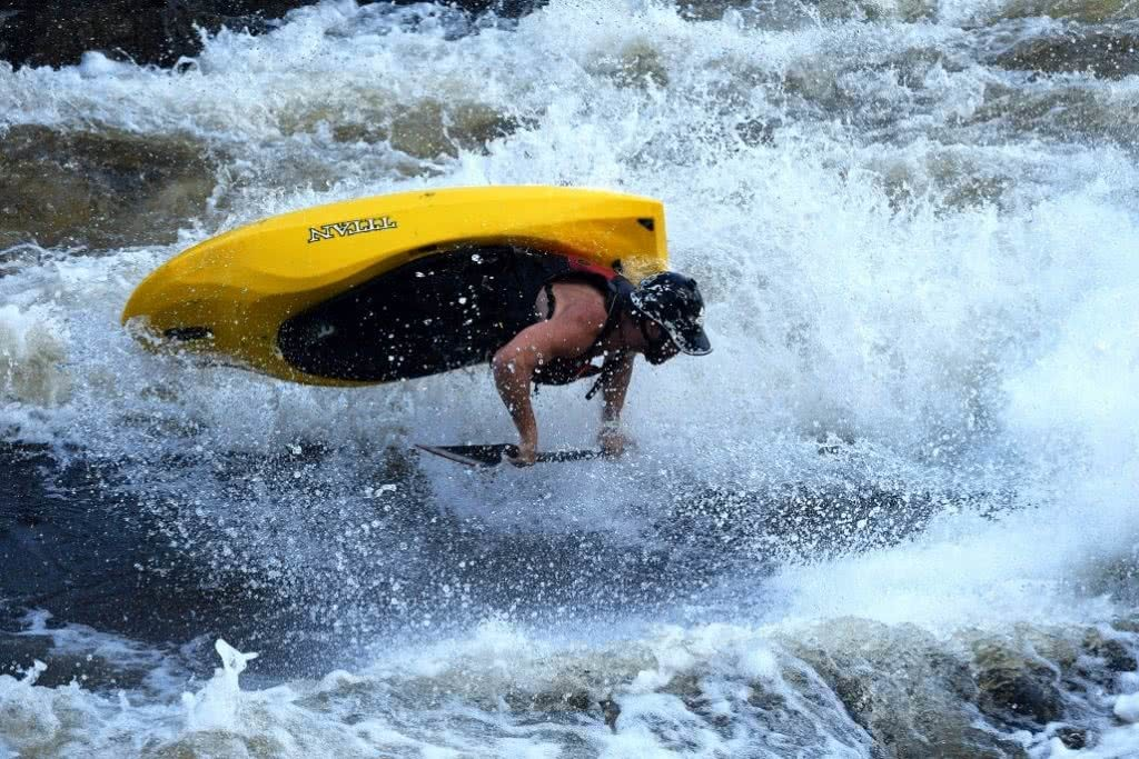 james rowlinson freestyle kayaking outdoor jobs professional sport