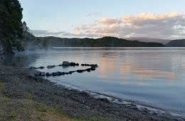 Tarawera Trail // North Island (NZ) Tarawera Trail brooke nolan new zealand nz lake