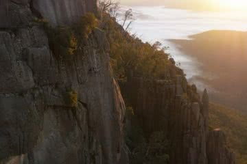 unleashed unlimited, cliff camping, floating, portaledge, fly in, fly out microadventures, hero