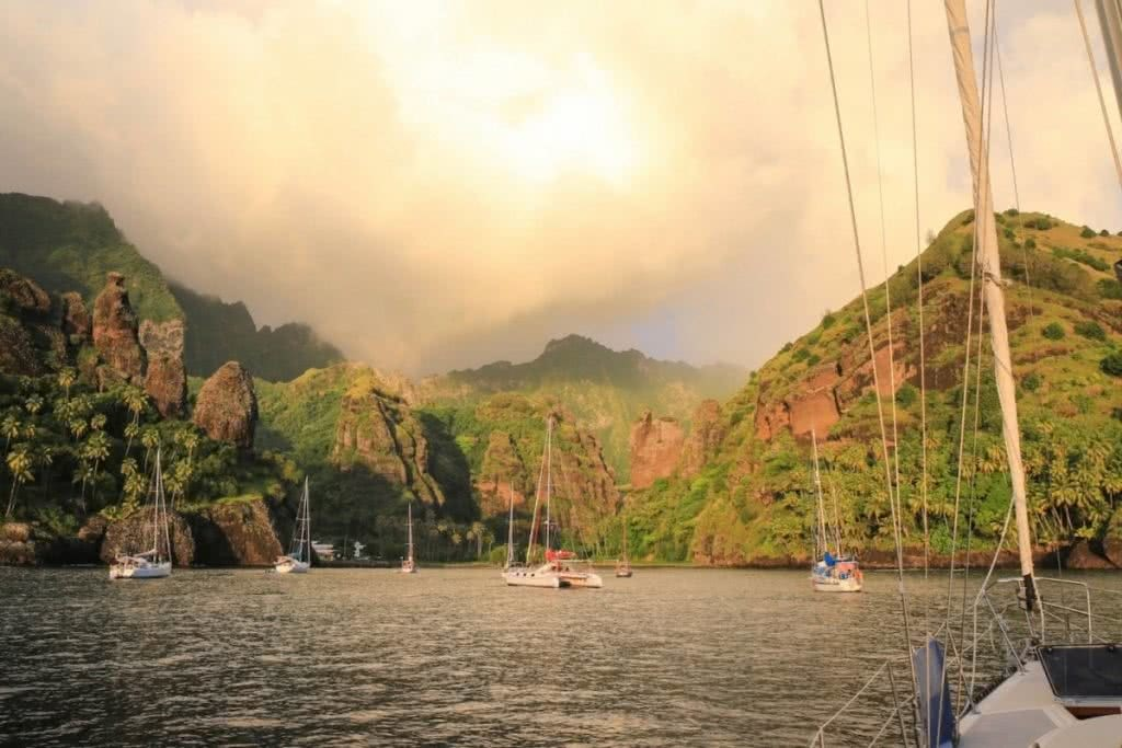 5 Lessons I Learnt from Sailing the Pacific Sailing the Pacific, Fatu Hiva -Marquesas - Lily Barlow