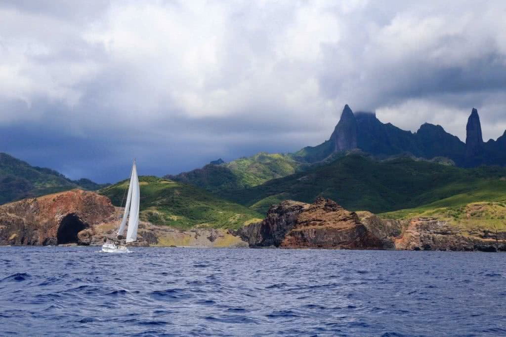 5 Lessons I Learnt from Sailing the Pacific Lily Barlow Sailing the Pacific, Ua Pou - Marquesas Islands, French Polynesia - Lily Barlow