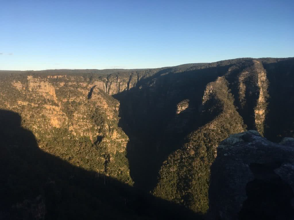 K2K In A Day, Kanangra Walls, Sunrise, Kanangra-Boyd National Park, hike, trek