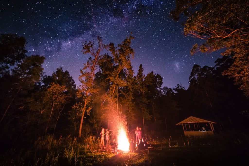 kate miles, astrophotography, adventure with purpose, fire, landcare, NSW