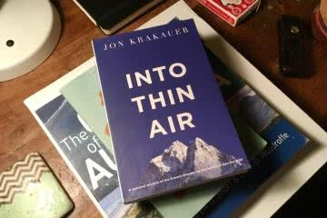 Into Thin Air, John Krakauer