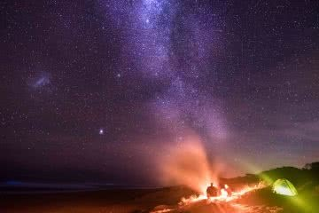 Loch Sport, Gippsland Region, Victoria, Pat Corden, Astrophotography, beach, camping, hero