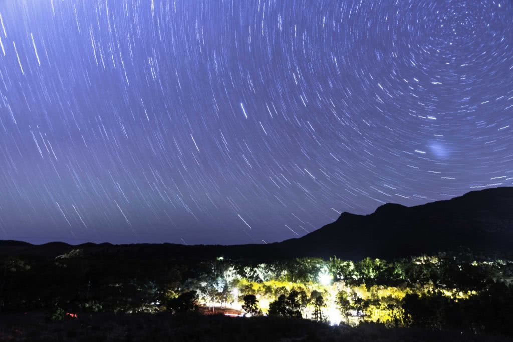 Pat Corden Patrick Explorer of the month astrophotography star trails