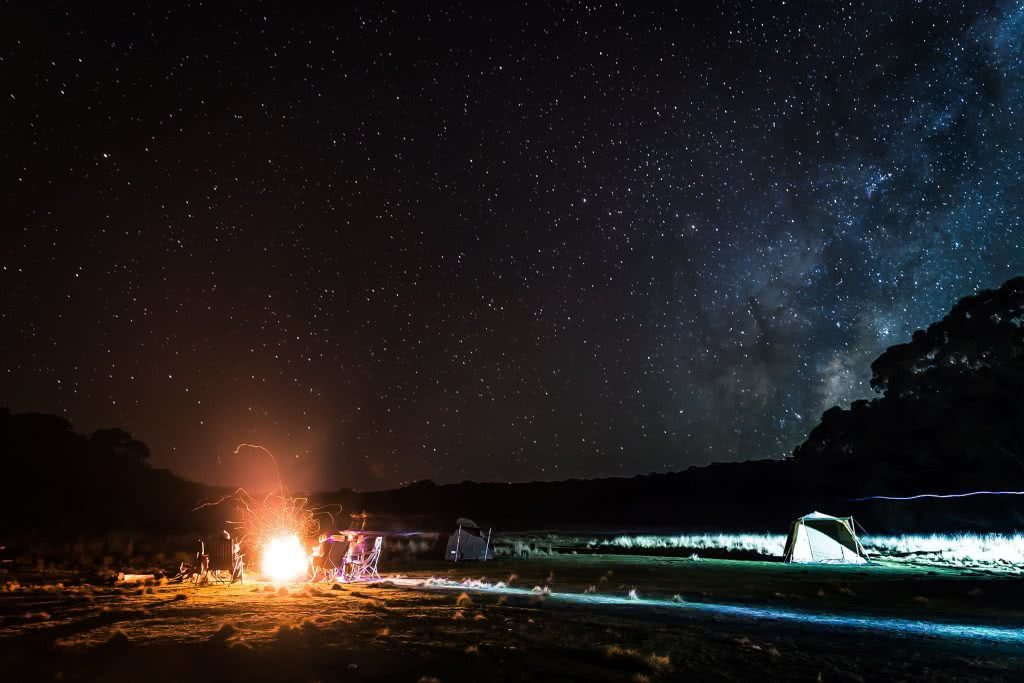 Kate Miles astrophotography stargazing night photography stars meteor