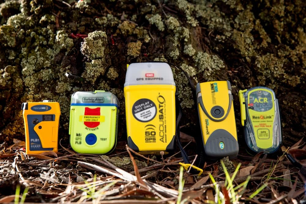 distress beacon amsa safety first aid