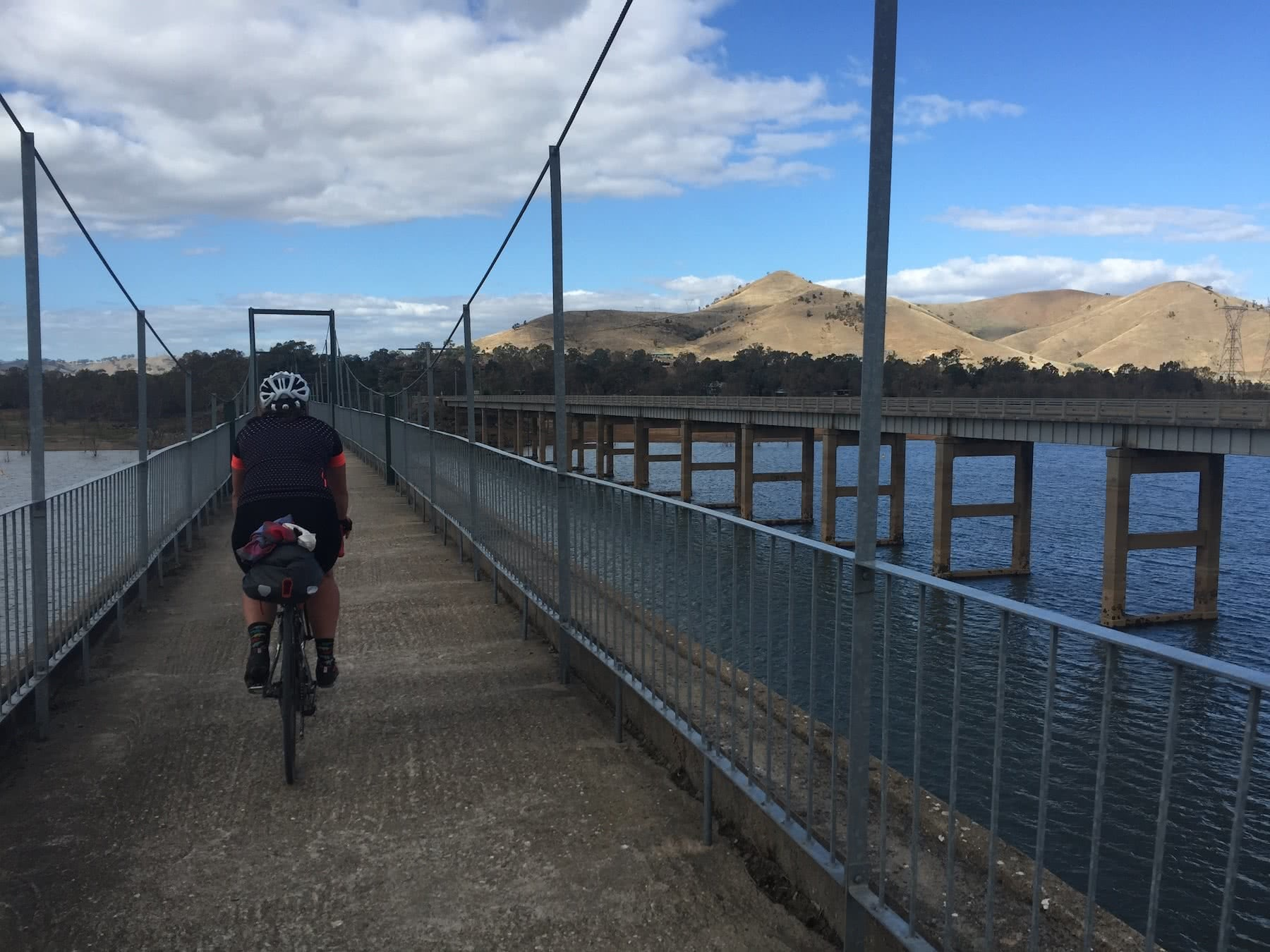 4 Day Bikepacking Trip    Great Victorian Rail Trail (Vic) - We Are ... 7704b4f7c