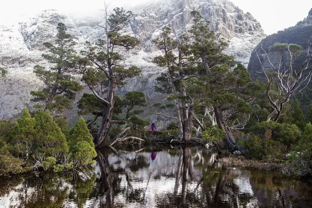 tasmania mountains