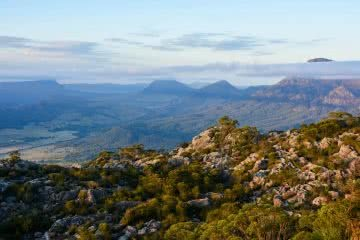Lisa Owen 10 Peaks in 10 weeks Scenic Rim QLD Mount Maroon