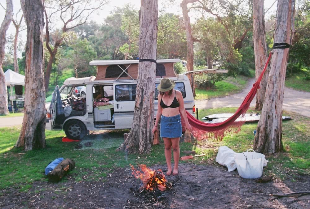 Find Your Adventure Soulmate - Wilderness Escapes Miranda Fitzgerald wilderness escapes making friends camping van life