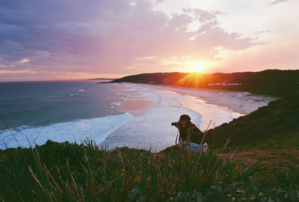 Find Your Adventure Soulmate - Wilderness Escapes Miranda Fitzgerald wilderness escapes making friends camping van life sunset