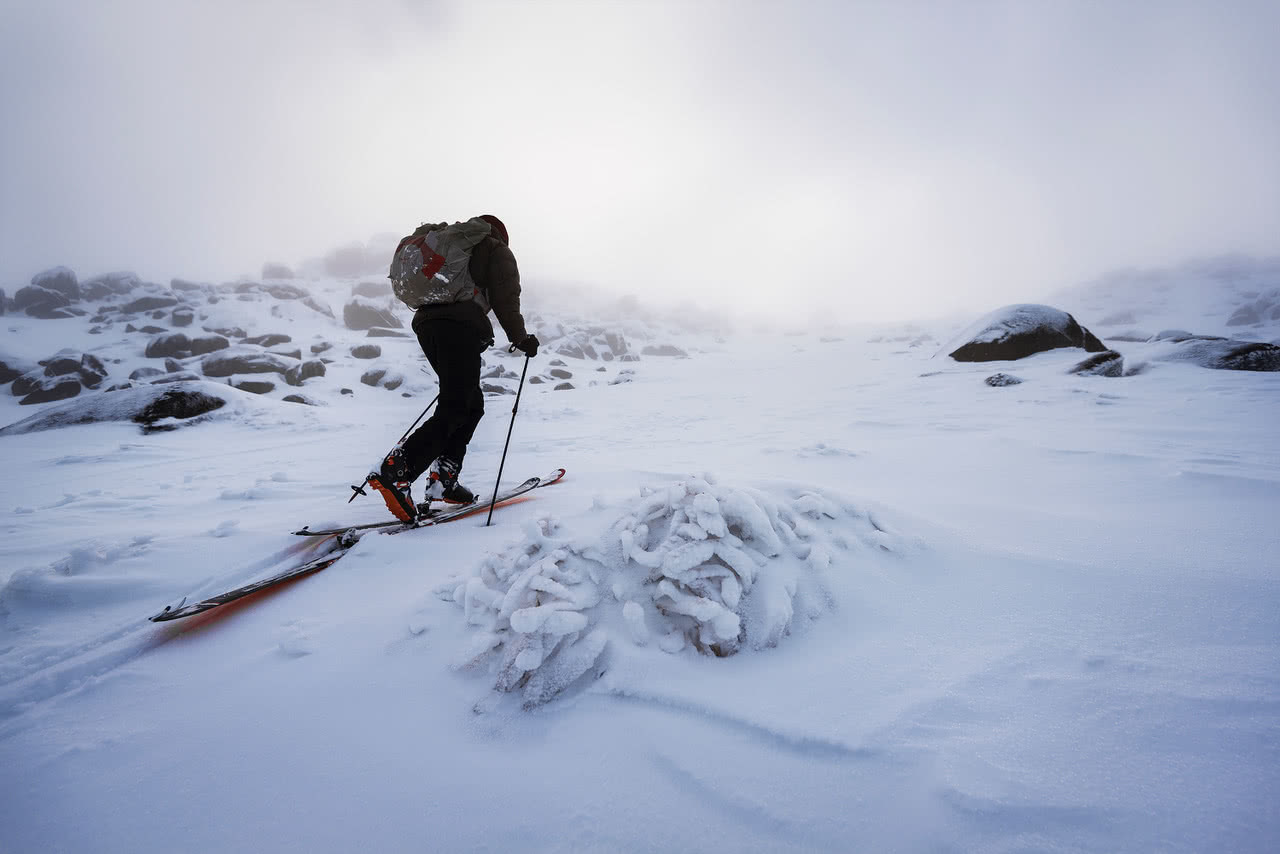 jake anderson adventure photography skiing