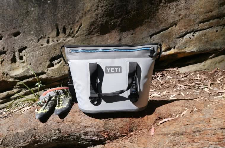 Yeti Hopper 30, Gear Review, Aidan Howes, cooler bag, esky
