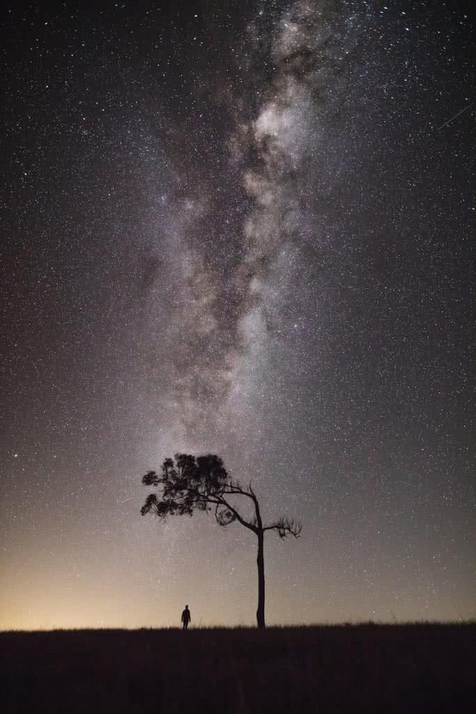 Want To Be An Adventure Photographer? gareth mcguigan adventure photography tree astro