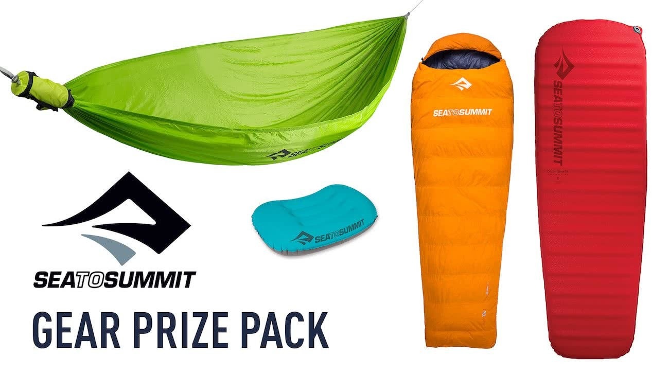 sea to summit prize pack, capital brewing co