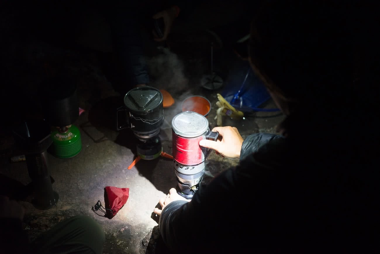 Jodie Hui, cookstoves, review, night