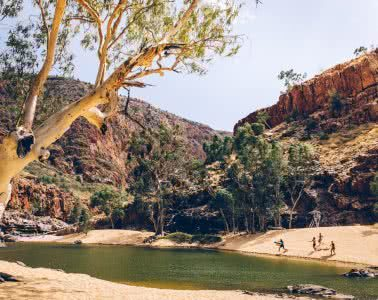 Low Res NT Tourism Henry Brydon ormiston gorge