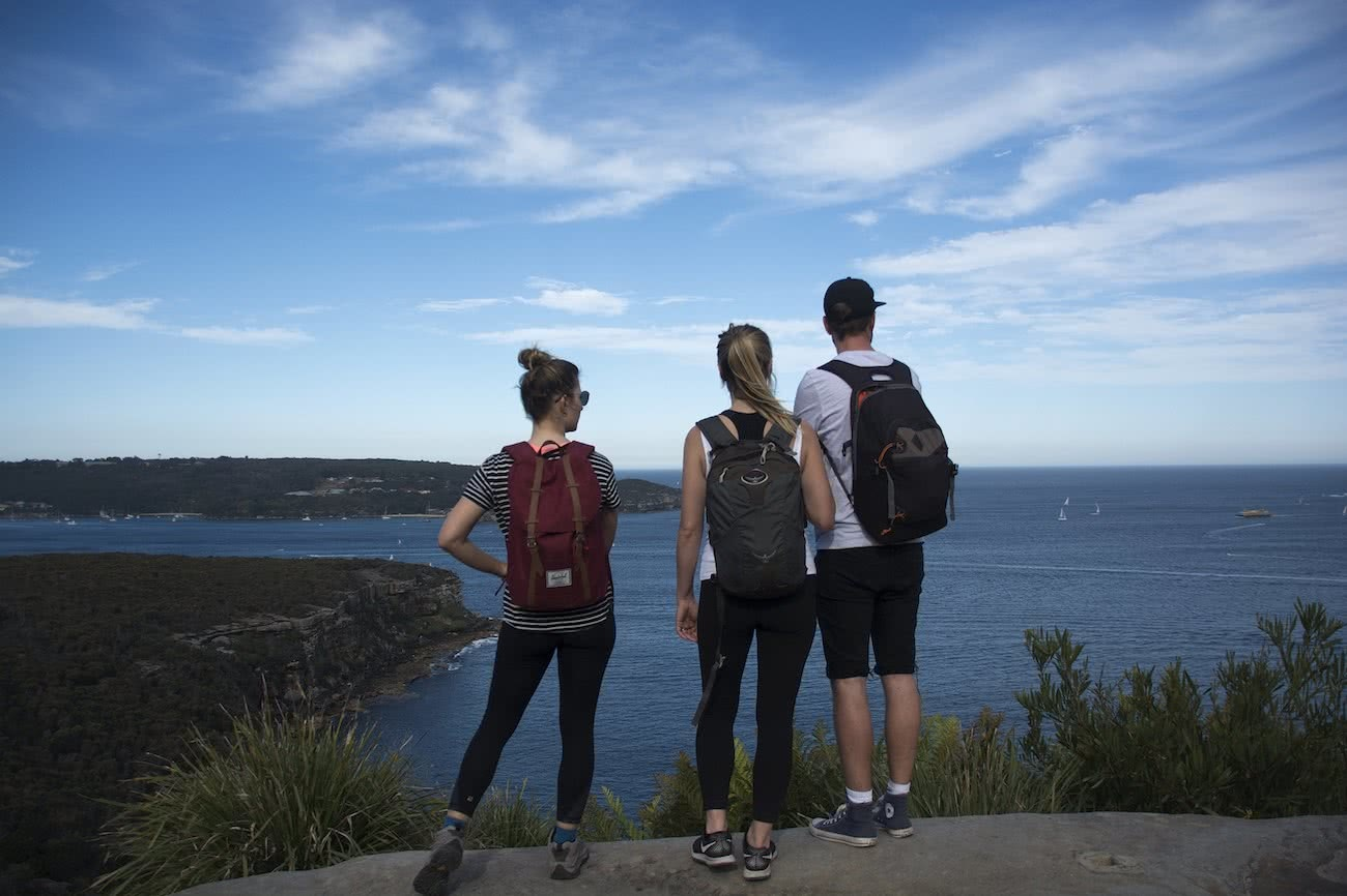 Spit to Manly, Matt Pearce, coastal walk, 10 walks near sydney you can reach by train, nsw, sydney harbour