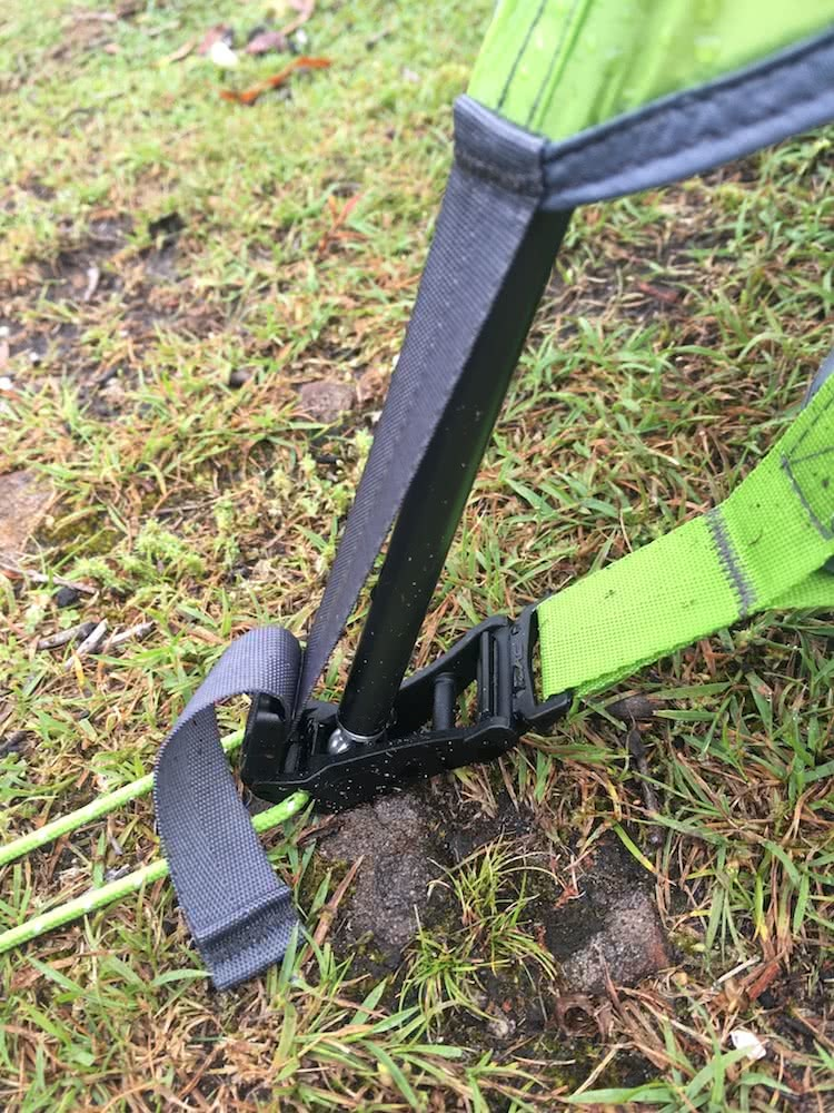 tim ashelford, nemo dagger 2p, review, tent, gear, backpacking, ultralight, jake's foot