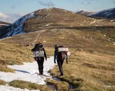 Rachel dimond, hiking, kosciuszko