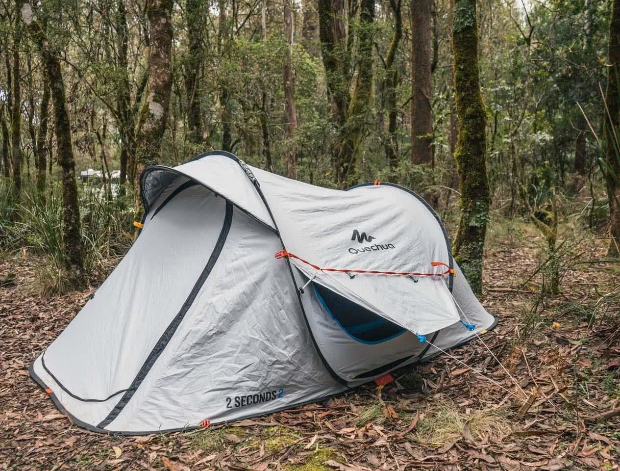 the best attitude 56442 ed225 The Quechua 2 Seconds Pop Up Tent // Gear Review - We Are ...