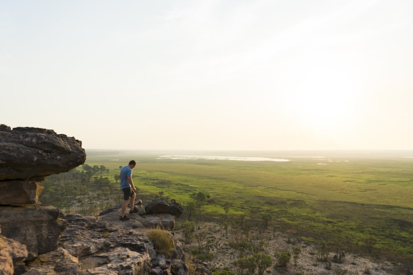 Lewis Burnett, Hunting for Paradise, Kakadu National Park, Photo Essay, ubirr, plains